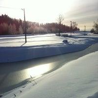 Photo taken at Reiņa Trase by Elina V. on 12/29/2012