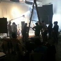 Photo taken at Mehboob Studios by Jay D. on 10/2/2012