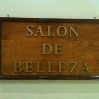Photo taken at Salon de Belleza Club Naco by Jesus P. on 4/2/2013