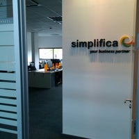 Photo taken at Simplifica Software by Armando C. on 4/2/2015