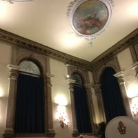 Photo taken at Scuola Grande S. Teodoro by Cristina A. on 4/6/2013