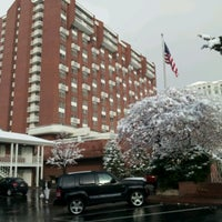 Photo taken at The Little America Hotel by Synge T. on 11/10/2012