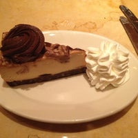 Photo taken at The Cheesecake Factory by Teresa L. on 9/17/2012