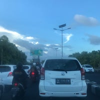 Photo taken at Jalan By Pass Ngurah Rai by iCandy H. on 4/28/2017