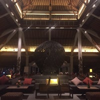 Photo taken at Garden Club Lounge @Padma Resort Bali (Official) by iCandy H. on 11/1/2016
