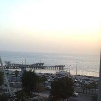 Photo taken at Waldorf Astoria Jeddah - Qasr Al Sharq by Abdullah A. on 4/4/2013