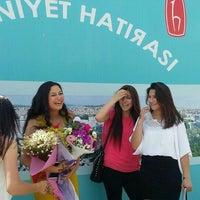 Photo taken at Hacettepe Üniversitesi Amfi Tiyatrosu by Hava A. on 6/24/2016