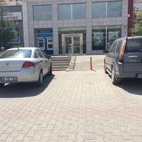 Photo taken at İş Bankası by Ercan Y. on 8/12/2016