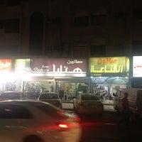 Photo taken at صالون هنايا by Mahmoud R. on 3/25/2013