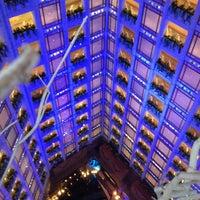 Photo taken at Jeddah Hilton Executive Lounge by Mahmoud R. on 7/14/2013