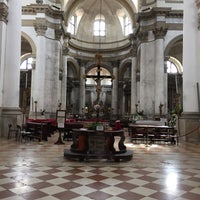 Photo taken at Chiesa dei S. Geremia e Lucia by Jacky C. on 9/19/2015