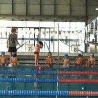 11/4/2012에 Merve S.님이 İTÜ Olimpik Yüzme Havuzu에서 찍은 사진