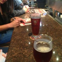 Photo taken at BJ's Restaurant and Brewhouse by Chloe D. on 5/23/2013