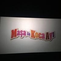 Photo taken at Lemar AVM Cineplex by İpek O. on 5/4/2017