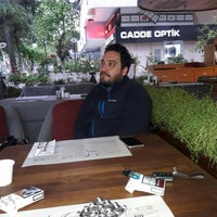 Photo taken at Paspati Pasta&Cafe by Ugur S. on 5/7/2016
