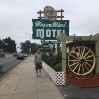 Photo taken at Wagon Wheel Motel by Beni C. on 7/31/2017