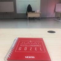 Photo taken at Vestel Eğitim Merkezi by Özcan Ş. on 10/8/2016