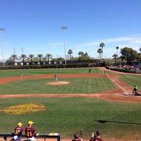 Photo taken at Packard Baseball Stadium by Zach S. on 2/15/2014
