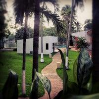 Das Foto wurde bei Hotel Quality Inn Cencali von Eloy G. am 10/5/2012 aufgenommen