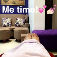 Photo taken at Luxurious Nails by Lian M. on 6/14/2016