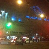 Photo taken at C.C. Dreams Palacio de Hielo by Sergio on 3/13/2013