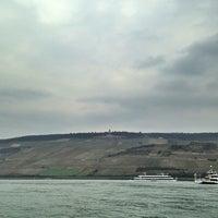 Photo taken at Hafen Bingen by Grigoriy C. on 4/3/2013