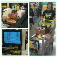 Photo taken at Food 4 Less by Efrain M. on 11/22/2012
