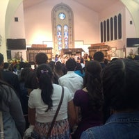 Photo taken at Iglesia Bautista Fundamental Hispana by Efrain M. on 8/9/2014