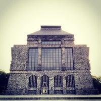 Foto tomada en Museo Diego Rivera-Anahuacalli por Jorge A. el 1/17/2013