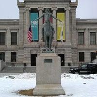 3/21/2013 tarihinde Николай Д.ziyaretçi tarafından Güzel Sanatlar Müzesi'de çekilen fotoğraf