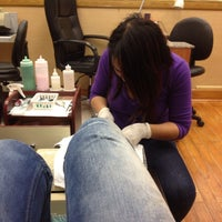 Photo taken at Classic Nails by Alena M. on 11/3/2013