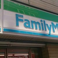 Photo taken at FamilyMart by GENO on 8/21/2016