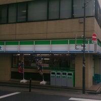 Photo taken at FamilyMart by GENO on 10/23/2016