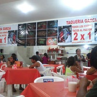 Photo taken at Tacos Garcia by Jack F. on 4/17/2013