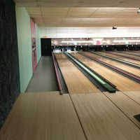 Photo taken at Mt. Airy Duckpin Bowling Lanes by Brian P. on 7/14/2013