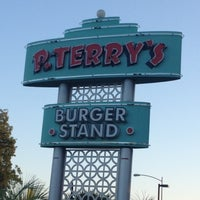 Photo taken at P. Terry's Burger Stand by Victoria G. on 10/3/2012