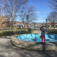 Photo taken at Pittsfield Square by Chirag P. on 4/9/2017