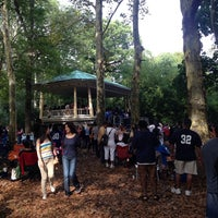 Photo taken at Shakespeare in the Pagoda by Chirag P. on 9/14/2014