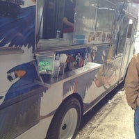 Photo taken at Palenque Colombian Food Truck by Chirag P. on 3/8/2014