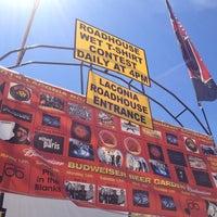 Photo taken at Weirs Beach Lobster Pound by Justin K. on 6/16/2014