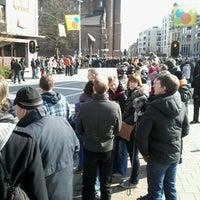 Photo taken at Markt op woensdag by Jos V. on 3/31/2013