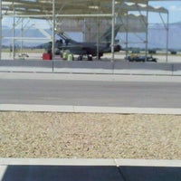 Photo taken at Luke Air Force Base Flight Line by Cynthia M. on 9/17/2012