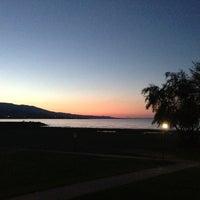 Photo taken at Ideal Beach Resort by Ryan O. on 7/10/2013