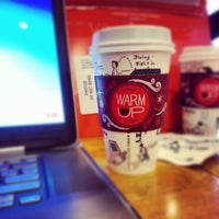 Photo taken at Caribou Coffee by Mitzi L. on 11/20/2012