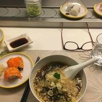 Photo taken at Moy Sushi by Ezgi S. on 4/15/2017