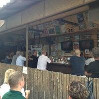 Photo taken at Duke's Sports Bar @ Kata Beach by Tracy P. on 2/4/2013