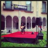 Photo taken at Monestir de Sant Esteve by mononelo e. on 6/22/2013