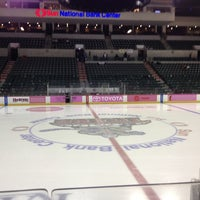 Photo taken at Sun National Bank Center by Mike on 10/27/2012