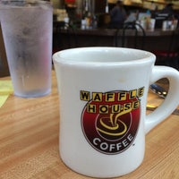 Photo taken at Waffle House by Vicki L. on 12/5/2014