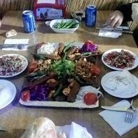 Photo taken at Beyazşehir Duman Kebab by İlyas Y. on 5/23/2016